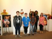 2018 Art Show winners