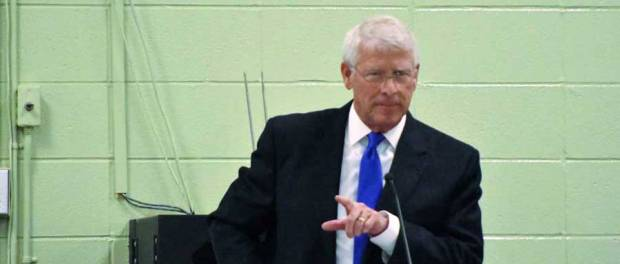 Sen. Roger Wicker UCDA annual meeting