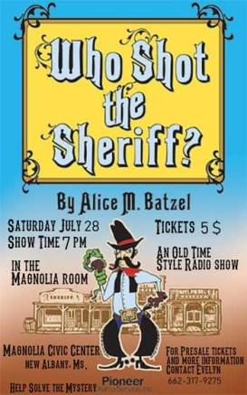 Who Shot the Sheriff?