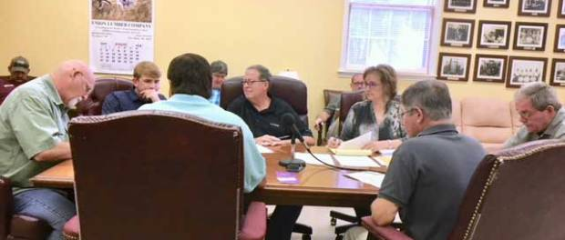 Union Co. Board 20 AUG2018