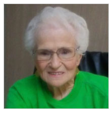 Velma Louise Easley McCutcheon obituary