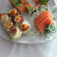 Half price sushi & dim sum at Beluga, Pretoria