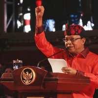Sambutan Gubernur Bali Wayan Koster, pada Acara Peringatan Hari Lahir Pancasila dan Bulan Bung Karno, Tgl 1 Juni 2019, Pkl 19.30 Wita, di Panggung Terbuka Ardha Candra, Denpasar Bali