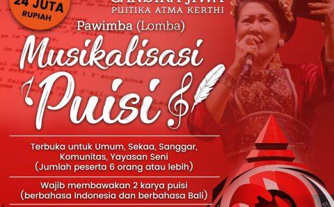 Di tengah pandemi COVID-19, Pemerintah Provinsi Bali melalui Dinas Kebudayaan Provinsi Bali tetap berkomitmen untuk menyelenggarakan Festival Seni Bali Jani (FSBJ) II