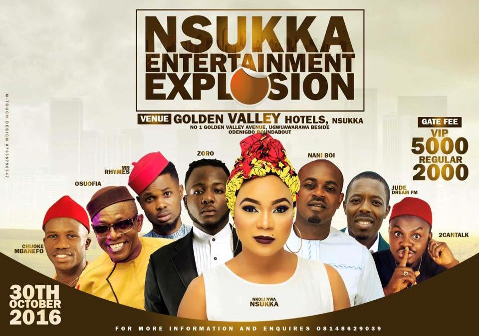 Nsukka Entertainment Explosion