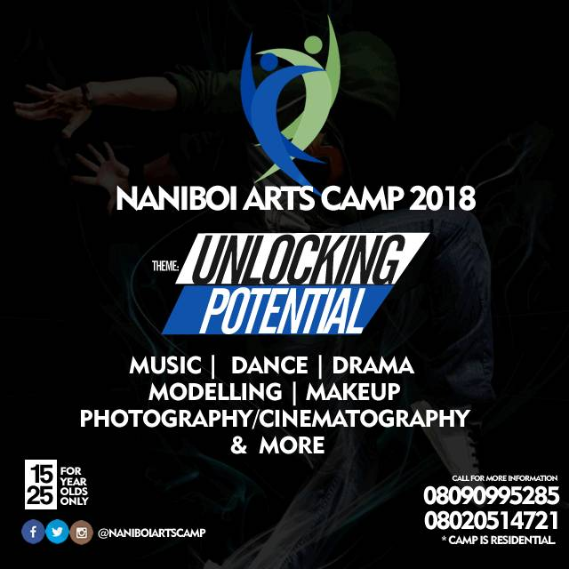 Nani Boi Arts Camp 2