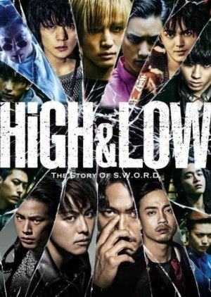 HiGH&LOW (2015)