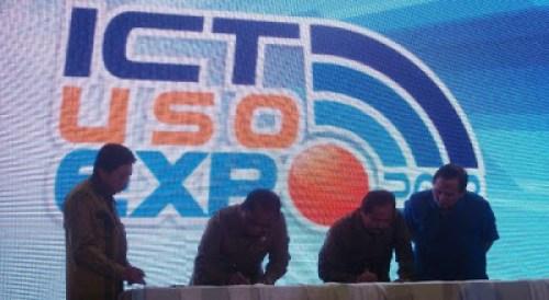 ICT USO EXPO 2013, 23 Mei di Makassar (foto: koranindonesia.com)