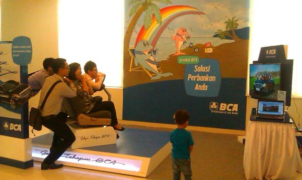 BCA AR Kompetisi