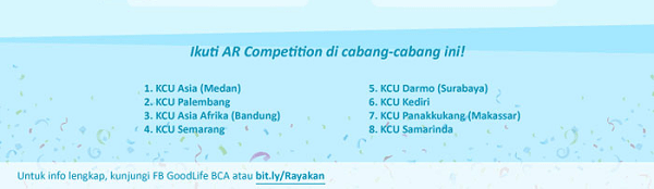 KCU BCA AR Kompetisi