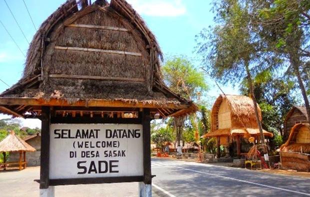 Menikmati Eksotisme Kebudayaan Desa Sade