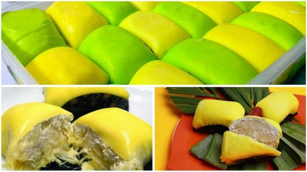 pancake durian medan  - Wisata Medan