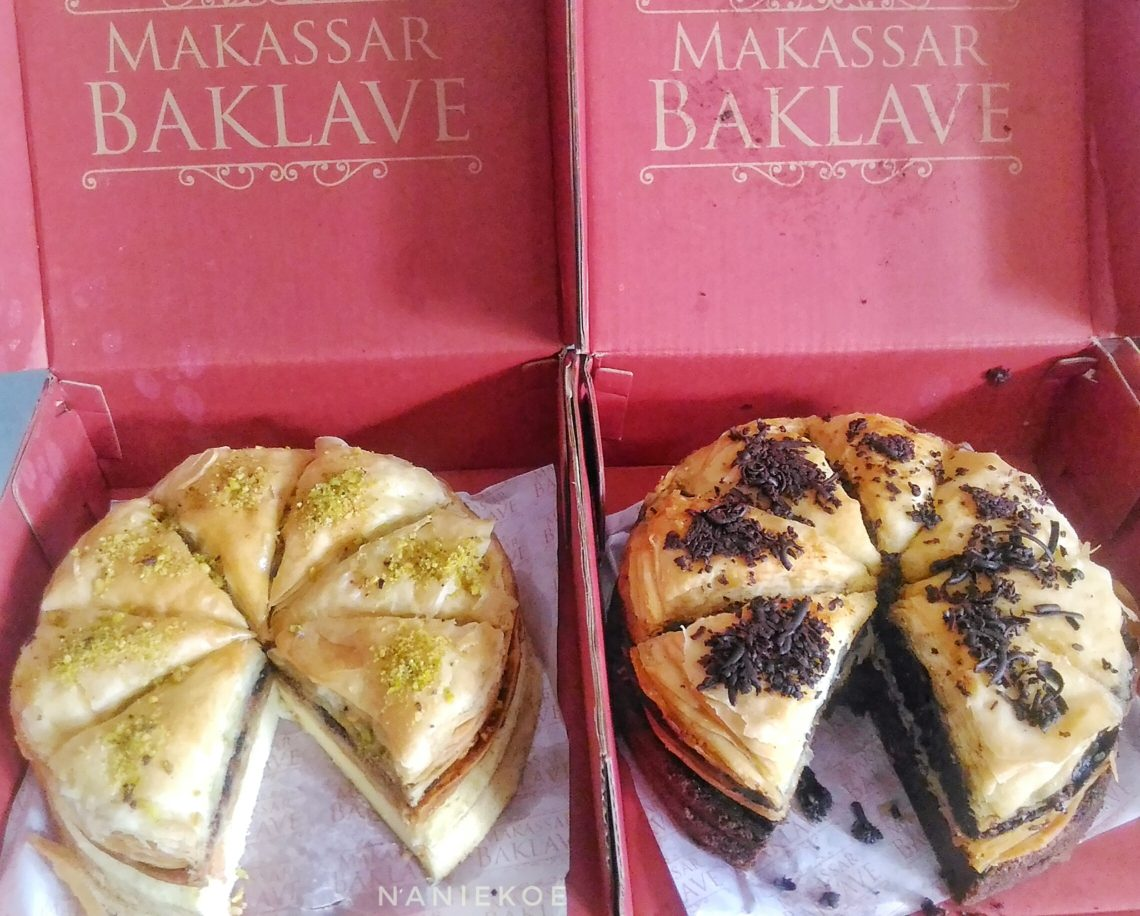 Icip-Icip Baklave, si Manis Gurih dari Makassar