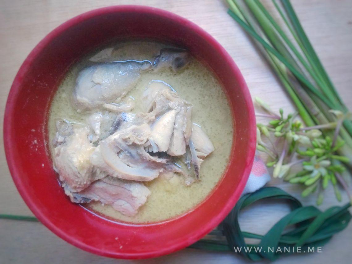 Nasu Pute, Masakan Bugis yang Semakin Jarang Ditemukan
