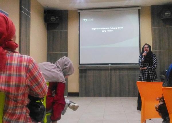 Table Talk MOMENT Makassar