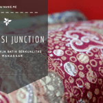Karebosi Junction, Tempat Belanja Batik Berkualitas di Makassar