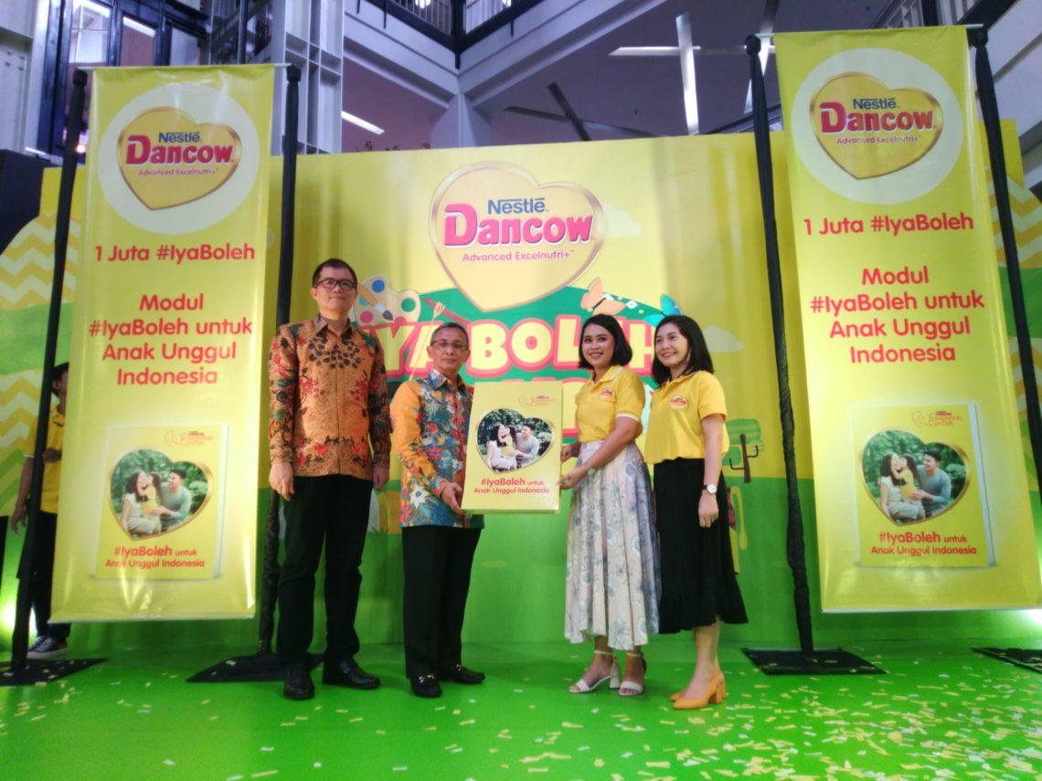 Peluncuran Modul Iya Boleh - Anak Unggul Indonesia