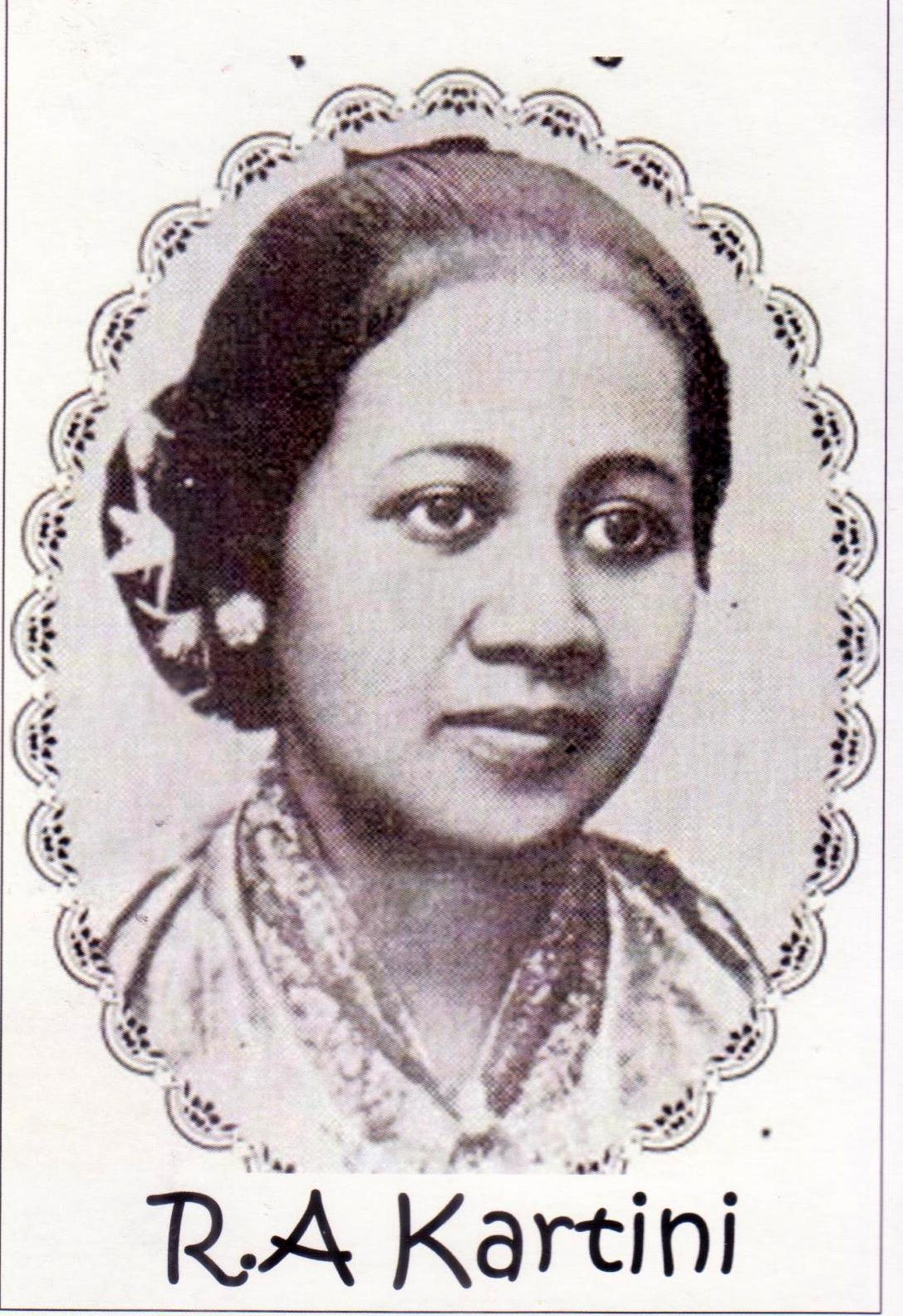 Kartini pioneer in the area of womens rights for Indonesians