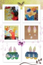 Lapin pour Pâques 2012