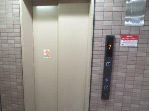 みおつくし東なんば:エレベーター