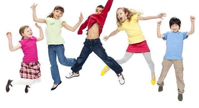 Модерни танци за нашите деца