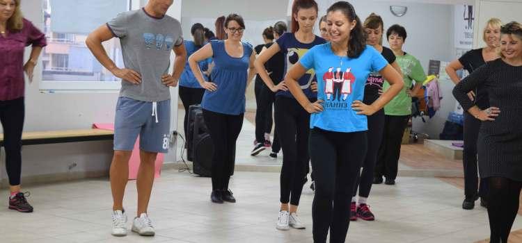Нова група за народни танци от 10.05