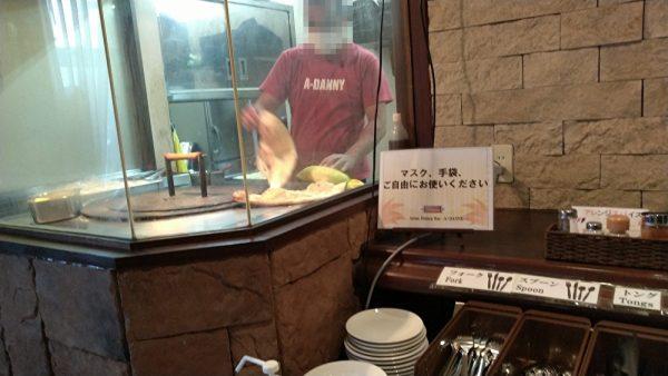 ア・ダニー(A・DANNY) 調理風景