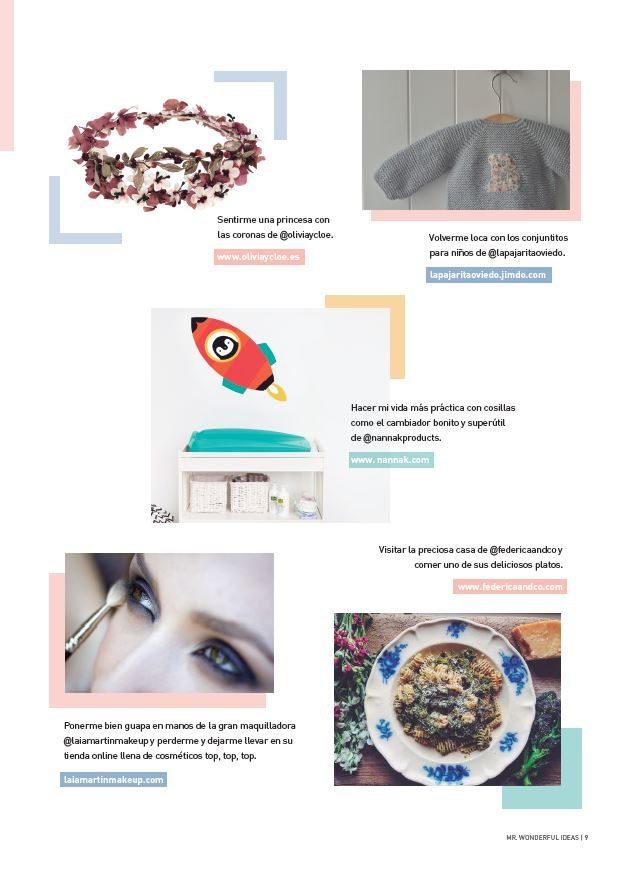 BOKSI aparece en la revista Mr. Wonderful Ideas
