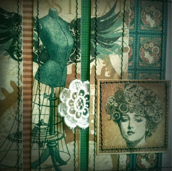 Art Nouveau Steampunk