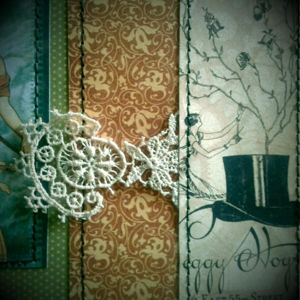 Art Nouveau Meets Steampunk Nanna Woo Handmade