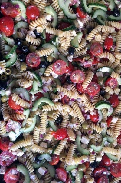 Gewoan Lekker - Fusilli Salade