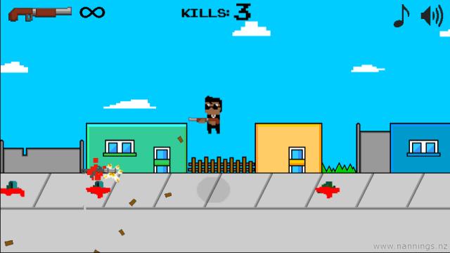 recoil zombie 2