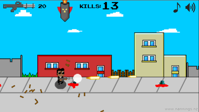 recoil zombie 4