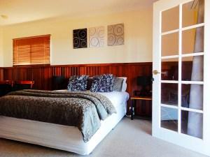 Nannup cottages bedroom