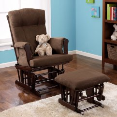 Small Rocking Chair For Nursery Lounge Ottoman Top 10 Narrowest Gliders Spaces May 2018