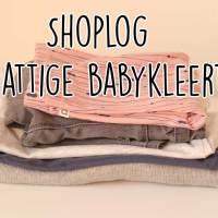 Shoplog - shoppen bij schattigebabykleertjes.nl