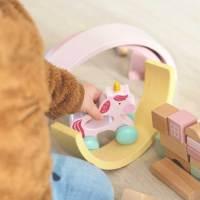 Houten kinderspeelgoed: leuk en duurzaam