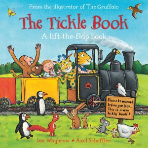Image of The Tickle book cover
