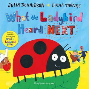 Cover of book what the ladybird heard next
