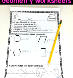 4th Grade Geometry Worksheets   Geometry Worksheets on Best Worksheets  Collection 7687 [ 3684 x 2456 Pixel ]