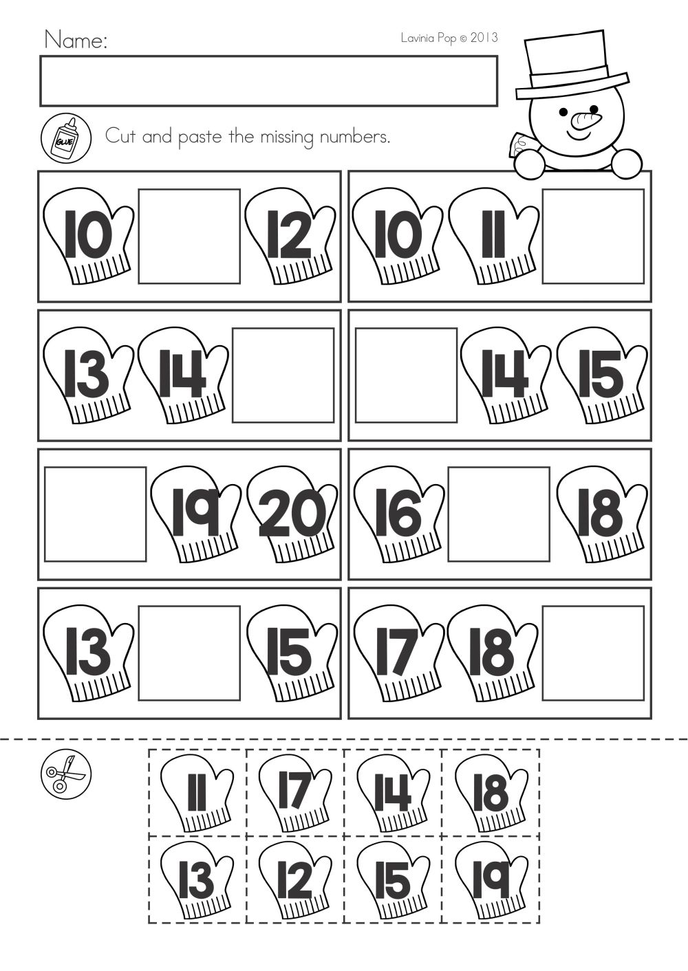 medium resolution of Free Printable Cut And Paste Worksheets For Preschool   Animals on Best  Worksheets Collection 2586