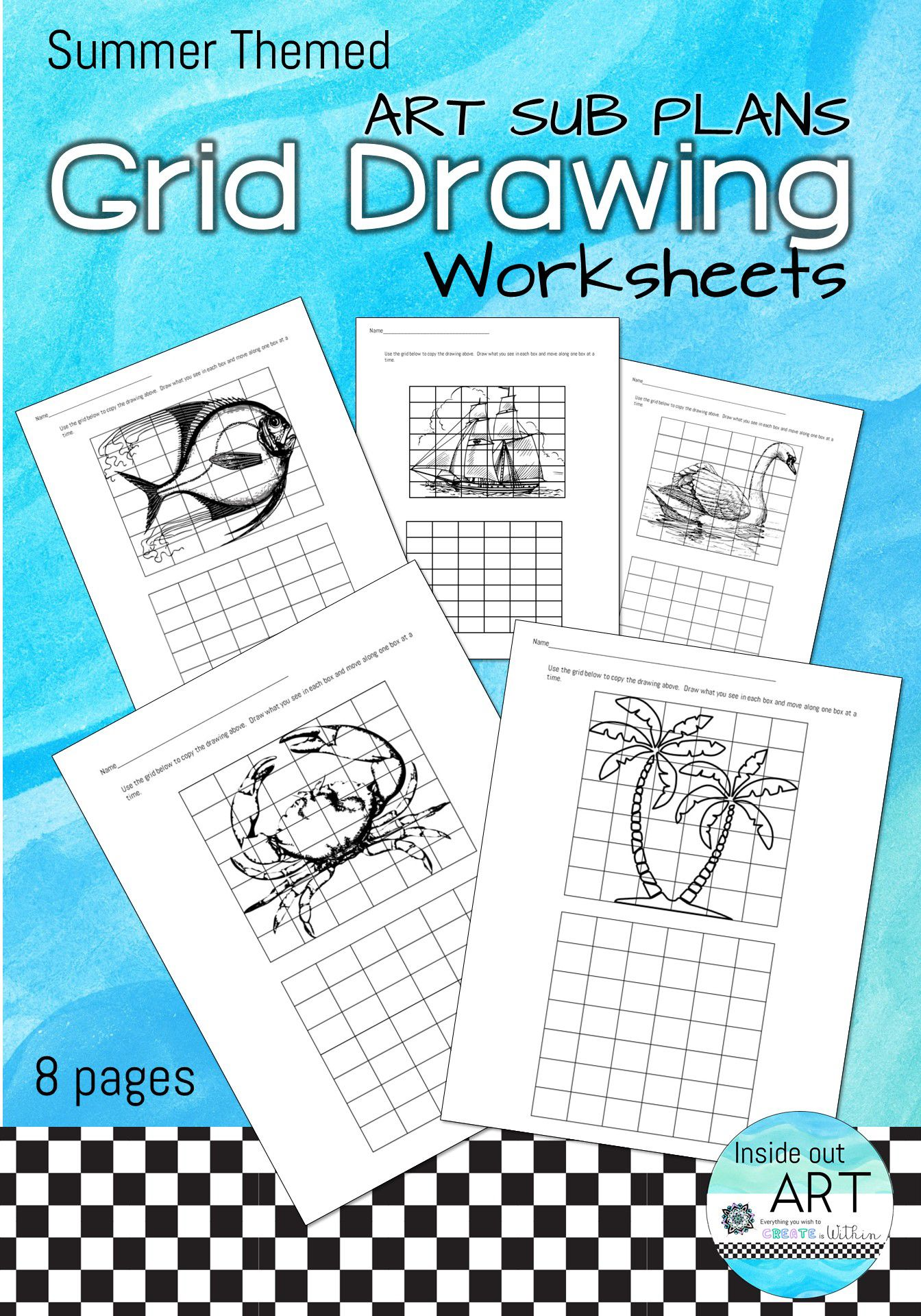 14 Best Art Worksheets Images On Best Worksheets Collection