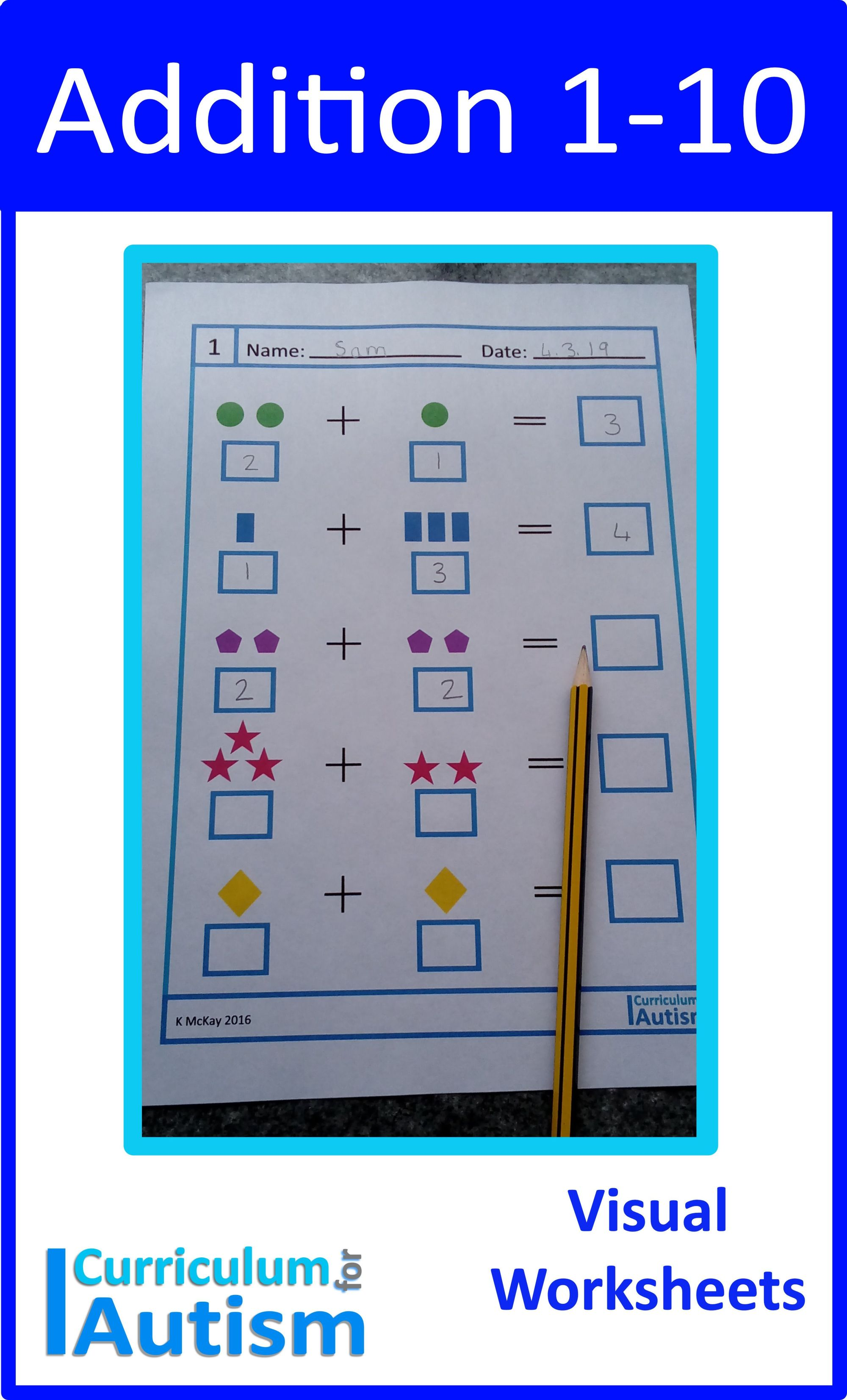 hight resolution of 21 Best Autism Worksheets images on Best Worksheets Collection