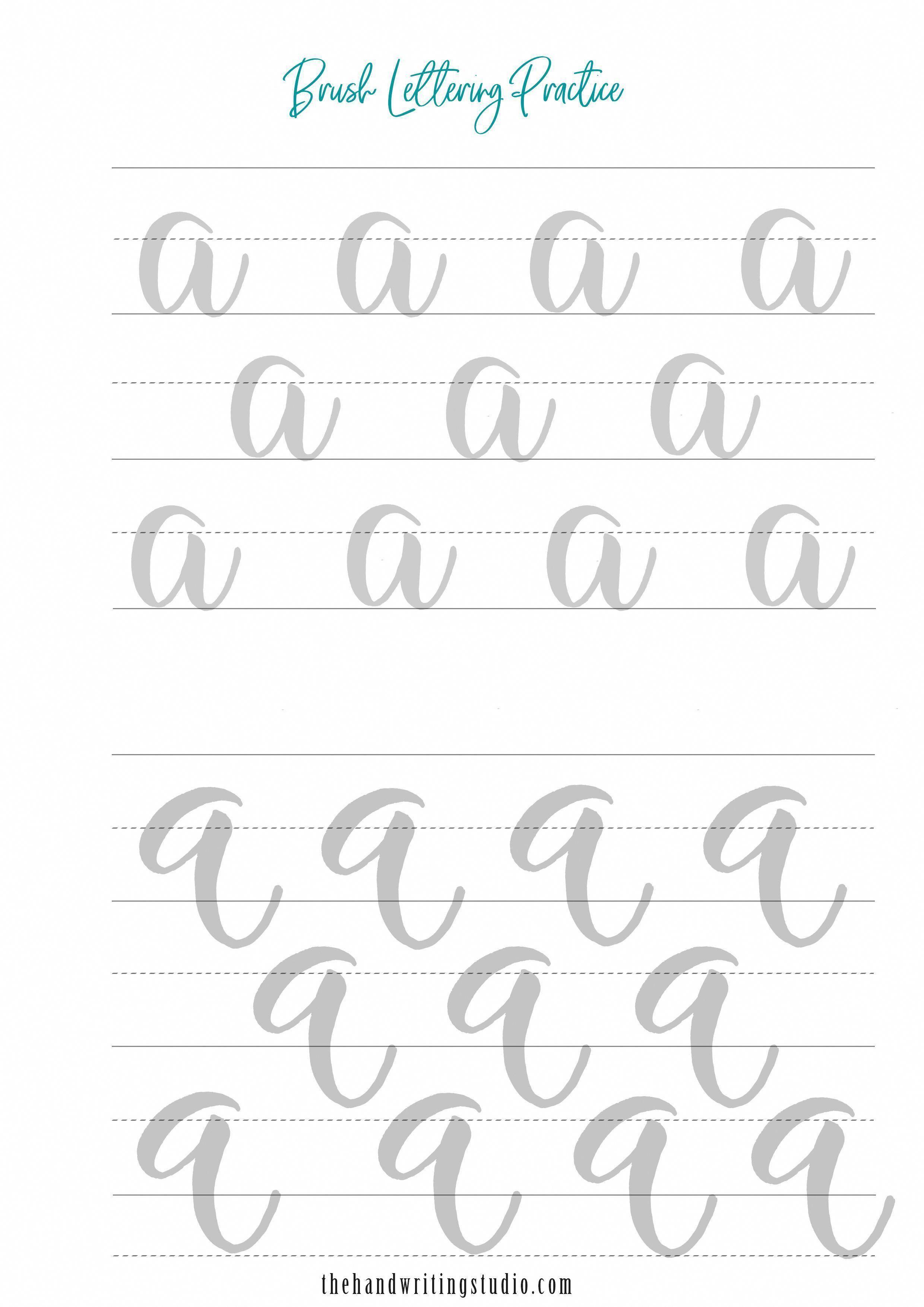 Twinkle Twinkle Little Star S Italic Handwriting