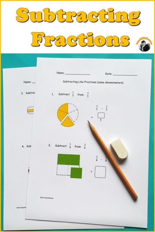small resolution of Fractions Worksheets