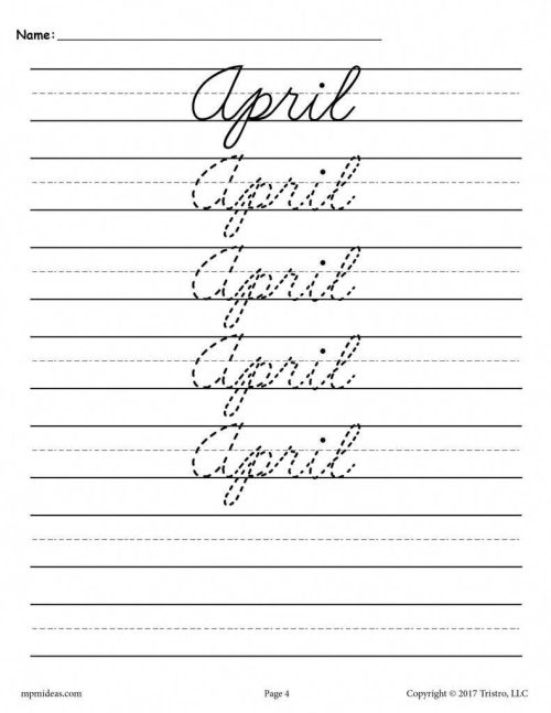 small resolution of 19 Best Cursive Handwriting Worksheets images on Best Worksheets Collection