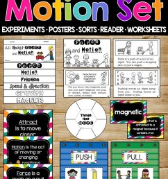 Force And Motion Worksheets Science Experiments And Activities on Best  Worksheets Collection 6064 [ 1440 x 960 Pixel ]
