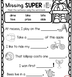 11 Best Phonics Long Vowel Worksheets images on Best Worksheets Collection [ 1150 x 892 Pixel ]