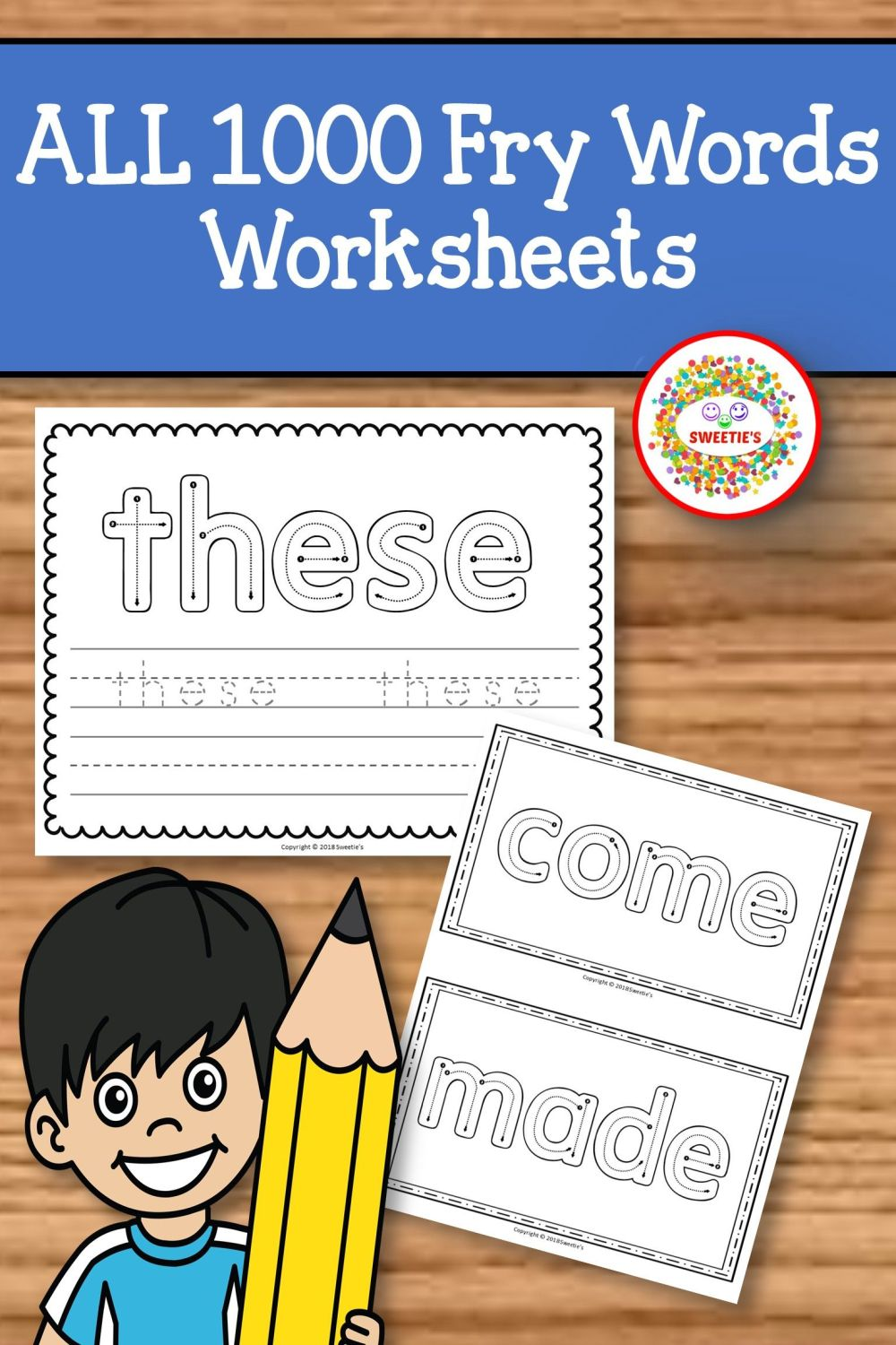 medium resolution of Sight Words Worksheets For 3rd Grade   Printable Worksheets and Activities  for Teachers