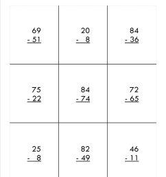 2nd Grade Math Worksheets   Summer Math   2nd Grade Math Worksheets on Best  Worksheets Collection 2564 [ 1650 x 1275 Pixel ]